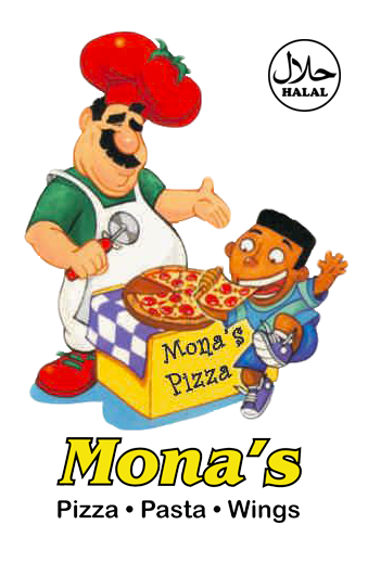 MONA'S PIZZA